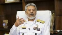 Amiral Seyyari: Halkın seçimlere katılması inkılabı güvence altına aldı