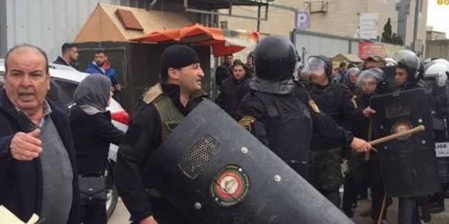 """""""Abbas yönetimi, Filistinli göstericilere karşı İsrail'den destek istedi"""""""