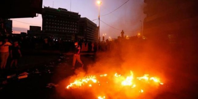 Bağdat'taki patlamada yaralı sayısı 15'e yükseldi