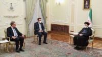 """Seyyid İbrahim Reisi:"""" Tahran İslamabad ilişkileri, itikadi ve halka dayalıdır"""""""