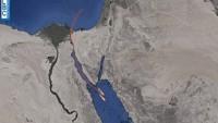 İran'ın yakıt tankerleri Süveyş kanalına yaklaşıyor