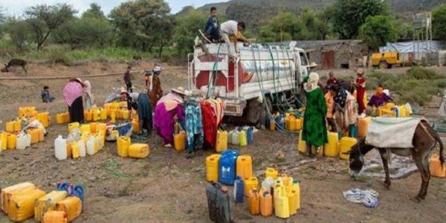 BM: Yemen halkının yarısı içme suyundan mahrum