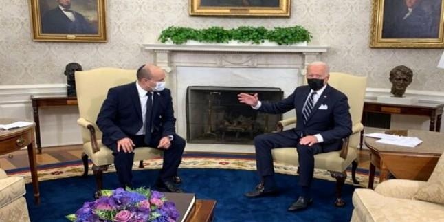Irkçı İsrail Başbakanı'nın ABD Başkanı ile görüşmesinde Nükleer Anlaşma'yla ilgili yeni iddiası