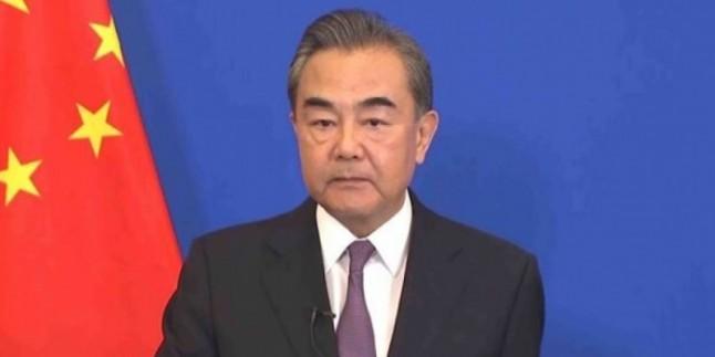 Çin: Dünya Afganistan'a baskı yerine ona yardımcı olsun