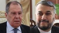 Lavrov ve Emirabdullahiyan Afganistan ve İkili İlişkileri Telefonda Görüştü