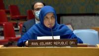 """İran: """" Tüm çağrılmayan yabancı güçler koşulsuz şartsız Suriye topraklarını terk etsin"""""""