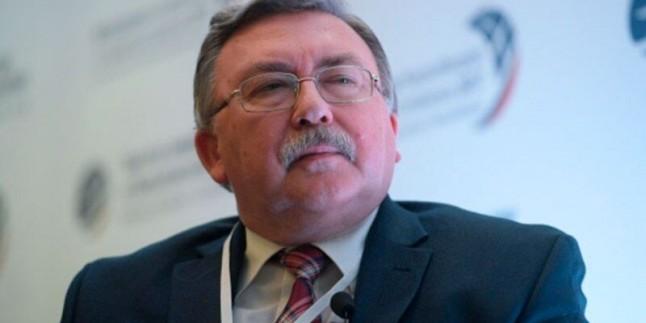 Rus diplomat: Viyana görüşmelerinin amacı İran'a yönelik yaptırımları kaldırmaktır