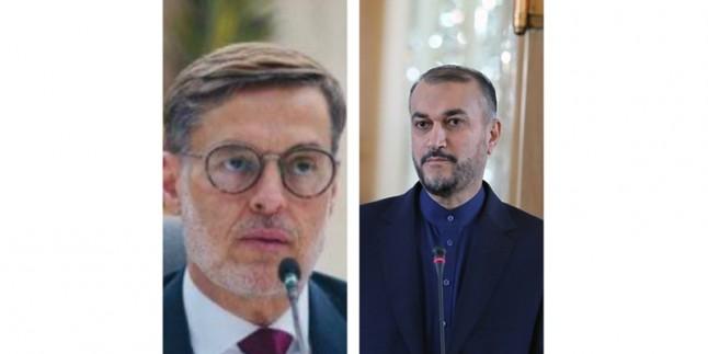 İran ve Venezuela arasında işbirliğine vurgu yapıldı