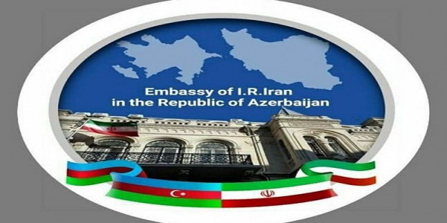 İran'ın Bakü Büyükelçiliği o iddiayı yalanladı