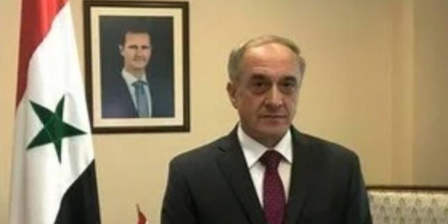Suriye Dışişleri: İran teröre karşı zaferde Suriye'nin ortağıdır