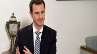 Beşşar Esad: Federal sistem Suriye'nin sonu olur