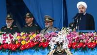 Ruhani: Sert güce ihtiyacımızın olmadığını iddia edenler saftır