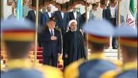 İran ve Güney Afrika 8 işbirliği protokolü imzaladı