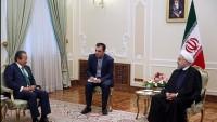 Ruhani: Terörizmle mücadele için İslam ülkeleri birleşmeli