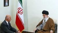 İmam Hamanei: İran İslam Cumhuriyeti daima Afganistan'ın menfaatleri ve güvenliğine önem vermiştir