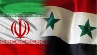 İran ve Suriye arasındaki ekonomik ilişkiler geliştirilmeli
