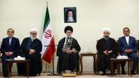 Rehber Seyyid Ali Hamanei: Hükümet, yüksek maaşlara karşı gerekeni yapmalıdır