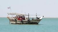 İran karasularına giren Hindistanlı teknelere el konuldu
