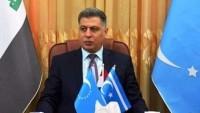 Irak Türkmen Cephesi: Kerkük valisinin yerine ivedilikle başka bir ismin atanması gerekiyor