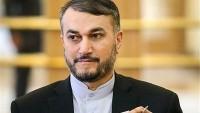 Emir Abdullahiyan: Amerika'nın İran aleyhindeki açıklamaları siyasi skandaldır