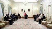 Ruhani: Afrika ülkeleriyle ilişkileri geliştirmekten yanayız