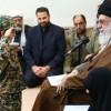 """Dünya Mustazaflarının Rehberi: """"Ehlibeyt (a.s) türbelerini savunan şehitler için onur duymaktayız"""