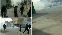 Bahreyn halkının ayaklanması giderek büyüyor