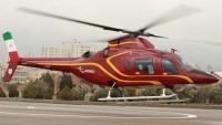 """İran yapımı """"Saba-248"""" helikopteri tanıtıldı"""