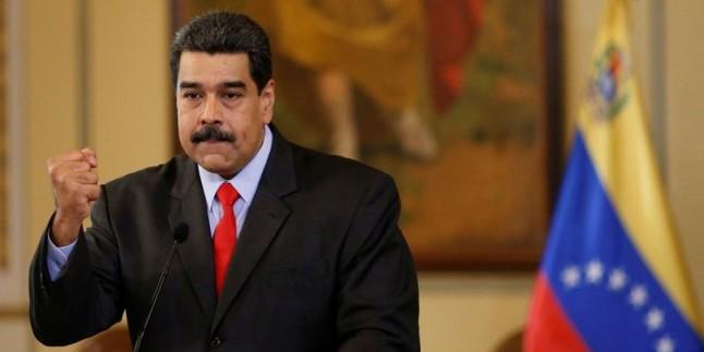 Venezuela doları bırakıyor