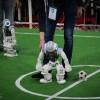 İran'da Uluslararası Robocup Yarışması Yapılıyor