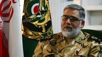 Tuğgeneral Purdestan: Savunma gücümüz artık İran sınırlarını aşacaktır