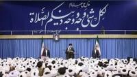 Rehber Hamanei: İslam inkılabı ABD'yi Batı Asya'da felce uğrattı