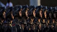 Çin Kuzey Kore sınırına 100 bin asker gönderdi