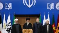 İran Meclis Başkanı Ali Laricani: İran'ın Filistin'in yanındadır