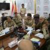 Haşdi Şabi'den Irak Ordusu'yla ortak oturum