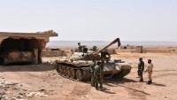 Suriye Ordusu İdlib'de Umel Meyyal Beldesini teröristlerin işgalinden kurtardı