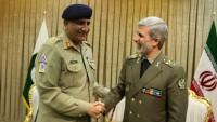 İran Savunma Bakanı: Pakistan'ın güvenliğini kendi güvenliğimiz olarak görüyoruz