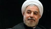 Hasan Ruhani: Terörün Suriye ve Irak'taki ayağı çökmüş durumda