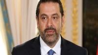 Lübnan Başbakanı Hariri Ankara'da