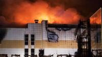 Venezuela'da tutukevinde yangın: 68 ölü