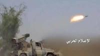 Yemen füze birlikleri, Suudi Arabistan'ın Cizan'daki mevzilerini hedef aldı