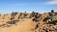 Haşdi Şabi: Başika'daki Türk askerleri Irak ordusu tarafından kuşatıldı