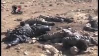 Halep'te tekfirci teröristlere ağır darbeler indiriliyor