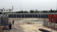 Suriye sınırına örülecek duvarlar hazır
