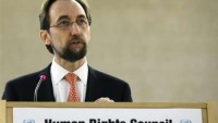 BM İnsan Hakları Komiseri: Arabistan'da İnsan Haklarının çiğnenmesi dehşet verici