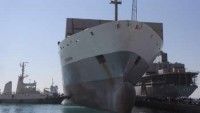 İran'ın ilk konteyner gemisi Avrupa'ya doğru yola çıktı