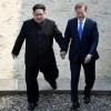 Kuzey Kore Ve Güney Kore Liderlerinin Tarihi Buluşması…
