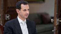 Beşşar Esad: Mutlaka Zafer Olacaktır