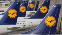 Lufthansa'da bir haftalık grev