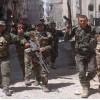 Suriye Ordusu Yermük Bölgesinde İlerliyor